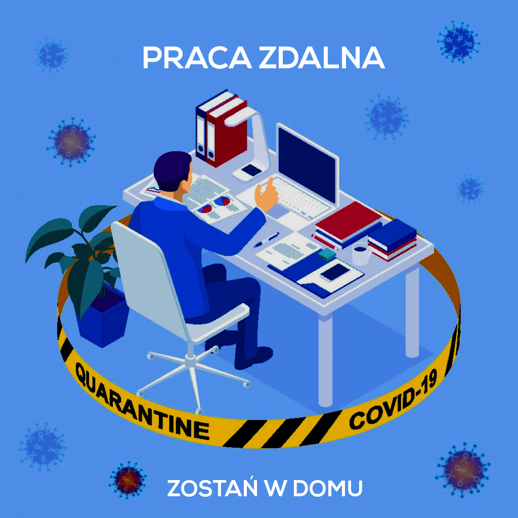 praca zdalna home office